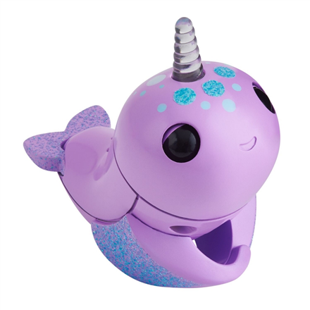 FINGERLINGS Wow Wee Nelly 3696,  Violet