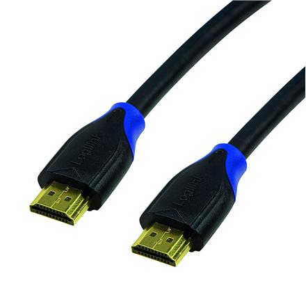 Logilink CH0061 HDMI Cable 2.0 bulk M/M 1.0m black