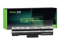 GREENCELL SY03 Battery Green Cell VGP-BP