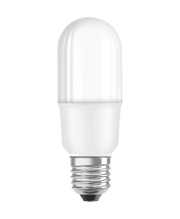 Osram Parathom Stick LED E27, Warm White, 75 W, 10kWh/1000h