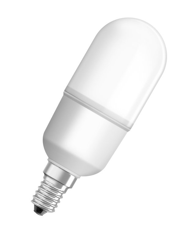 Osram LED Star Stick E14, Warm White, 75 W, 10kWh/1000h