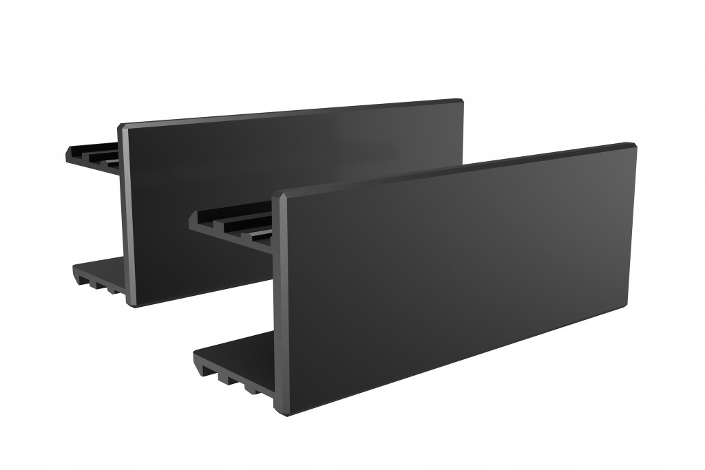 BE QUIET HDD Slot Cover DARK BASE 700