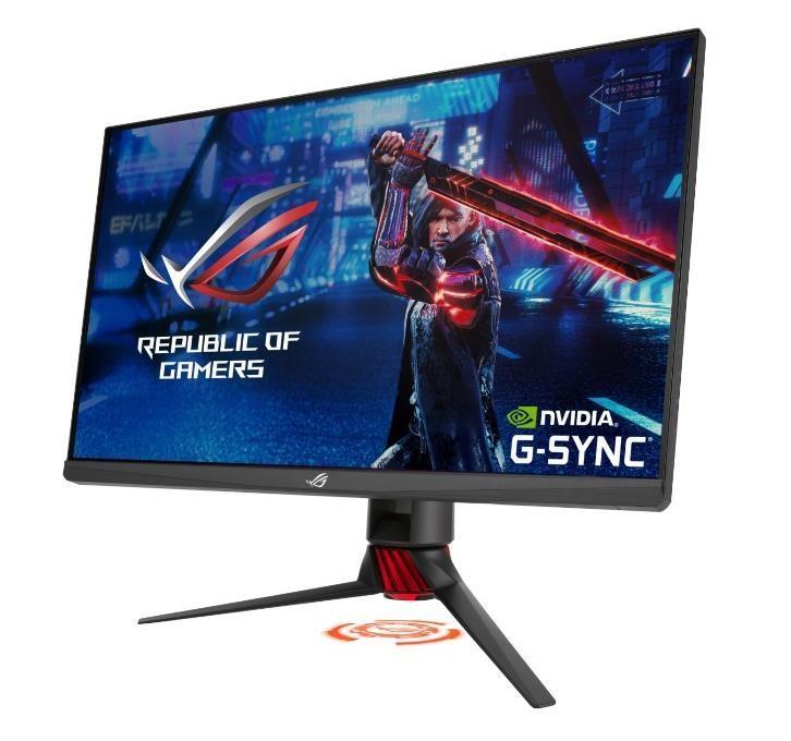 """ASUS ROG Strix XG279Q 68,6 cm (27"""") 2560 x 1440 pikslit WQHD LED Must"""