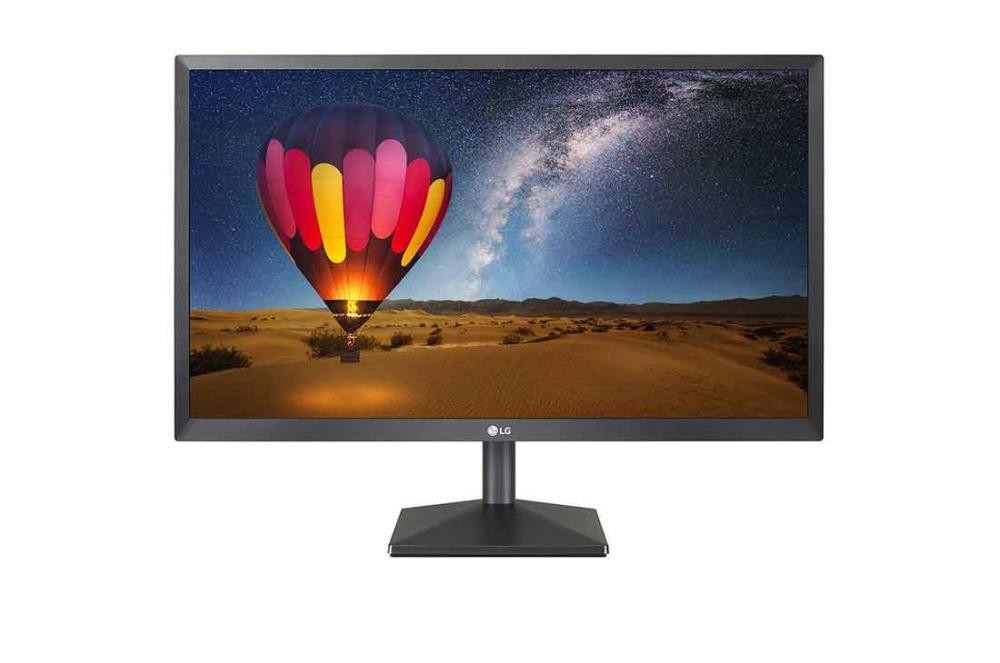 """LG 22MN430M-B PC lamekuvar 54,6 cm (21.5"""") 1920 x 1080 pikslit Full HD Must"""