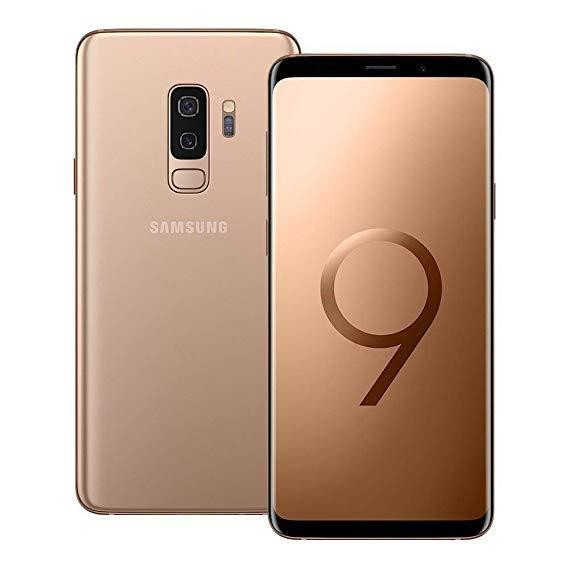 MOBILE PHONE GALAXY S9 PLUS/256GB GOLD SM-G965FZDH SAMSUNG