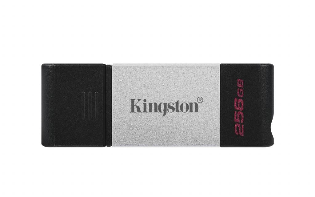 KINGSTON 256GB USB-C 3.2 Gen 1 DT80