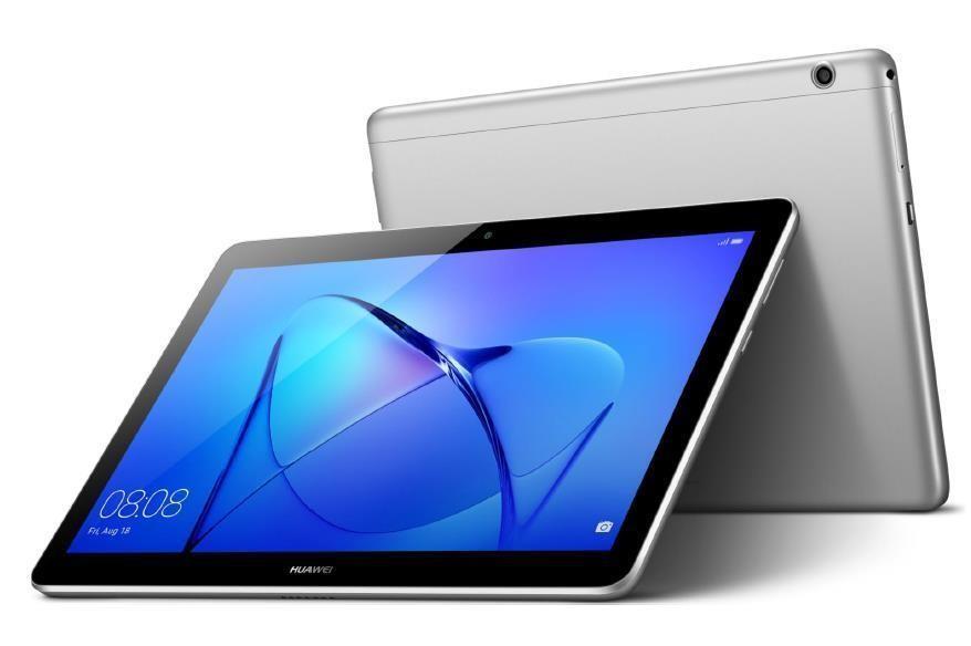 "Huawei MediaPad T3 24,4 cm (9.6"") Qualcomm Snapdragon 2 GB 16 GB Wi-Fi 4 (802.11n) Hall Android 7.0"