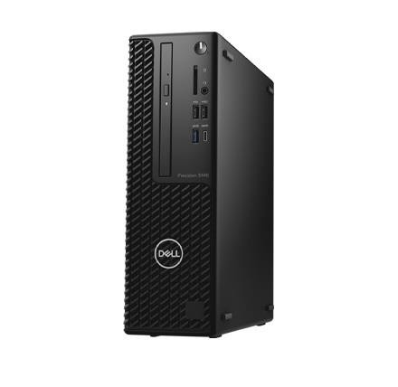 PC|DELL|Precision|3440|Business|SFF|CPU Core i5|i5-10500|3100 MHz|RAM 8GB|DDR4|2666 MHz|SSD 256GB|Graphics card NVIDIA Quadro P620|2GB|ENG|Windows 10 Pro|Included Accessories Dell Optical Mouse-MS116, Dell Wired Keyboard KB216 Black|N002P3440SFFCEE2