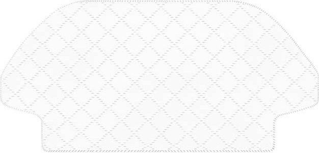 Xiaomi Mi Robot Vacuum-Mop P Disposable Mop Pad White