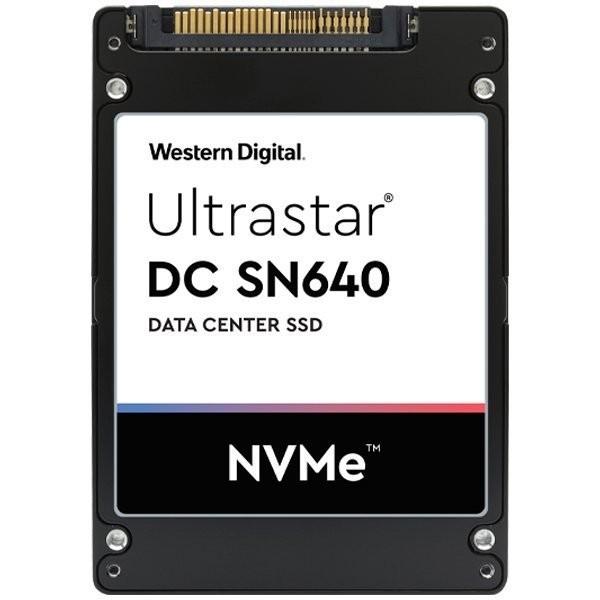 Western Digital ULTRASTAR DC SSD Server SN640 (SFF-7 7MM 960GB PCIe TLC RI-0.8DW/D BICS4 SE) SKU: 0TS1960