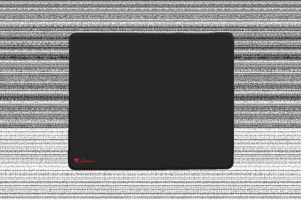 Genesis Carbon 500 L Mouse pad, 400 x 2.5 x 330 mm, Black