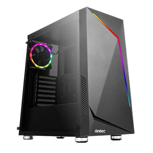 Case|ANTEC|NX300|MidiTower|Not included|ATX|MicroATX|MiniITX|Colour Black|0-761345-81030-2