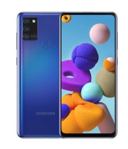 MOBILE PHONE GALAXY A21S/BLUE SM-A217FZBN SAMSUNG