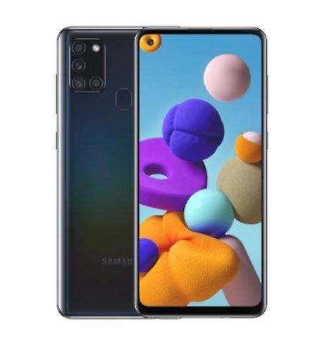 MOBILE PHONE GALAXY A21S/BLACK SM-A217FZKN SAMSUNG