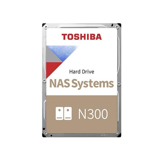 TOSHIBA N300 NAS Hard Drive 8TB 3.5inch