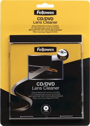 CD/DVD ACC CLEANING DISK/99761 FELLOWES