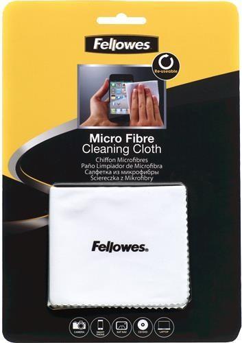 CLEANING WIPE MICRO-FIBER/22X15CM 9974506 FELLOWES