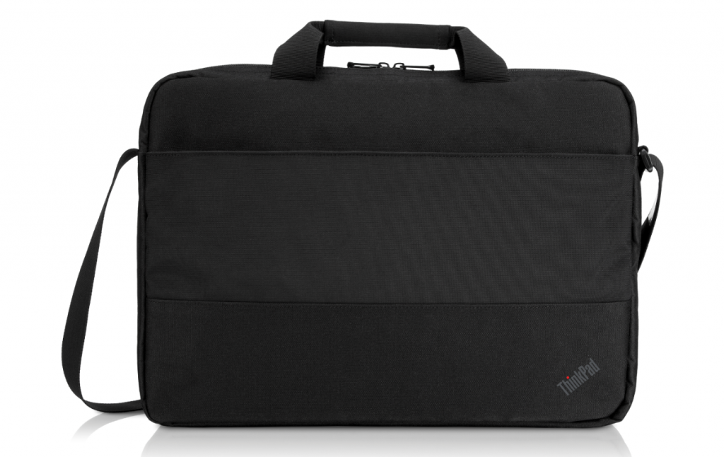 "Lenovo Basic Topload Case Fits up to size 15.6 "", Black, Shoulder strap, Polybag"