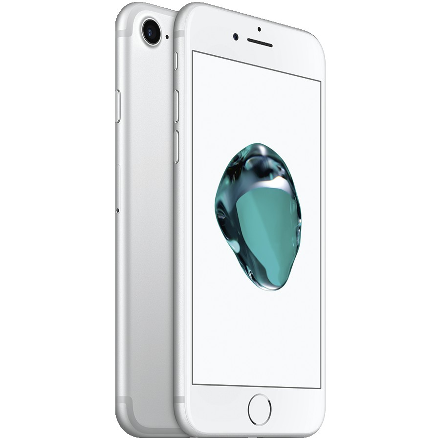 Renewd iPhone 7 Silver with 24 months warranty