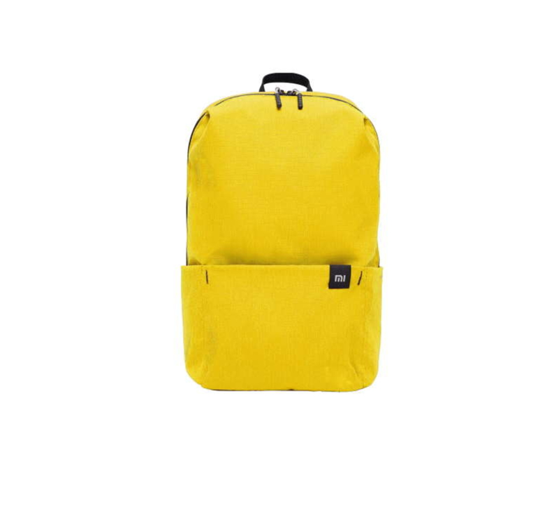 "Xiaomi Mi Casual Daypack Fits up to size 13.3 "", Yellow, Shoulder strap"