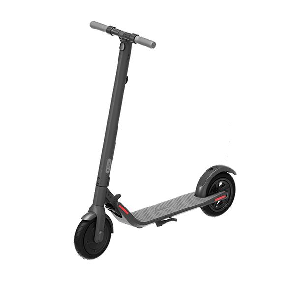 "Segway Ninebot KickScooter E25E Powered by Segway, 9 "", Dark Grey"