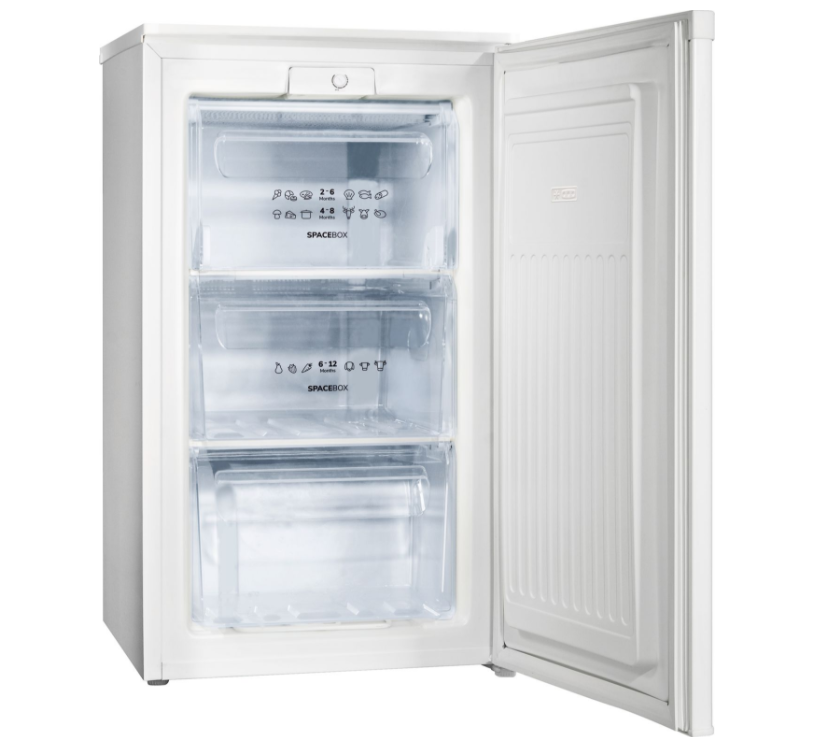 Gorenje Freezer F392PW4 Energy efficiency class E, Upright, Free standing, Height 84.7 cm, Total net capacity 70 L, White