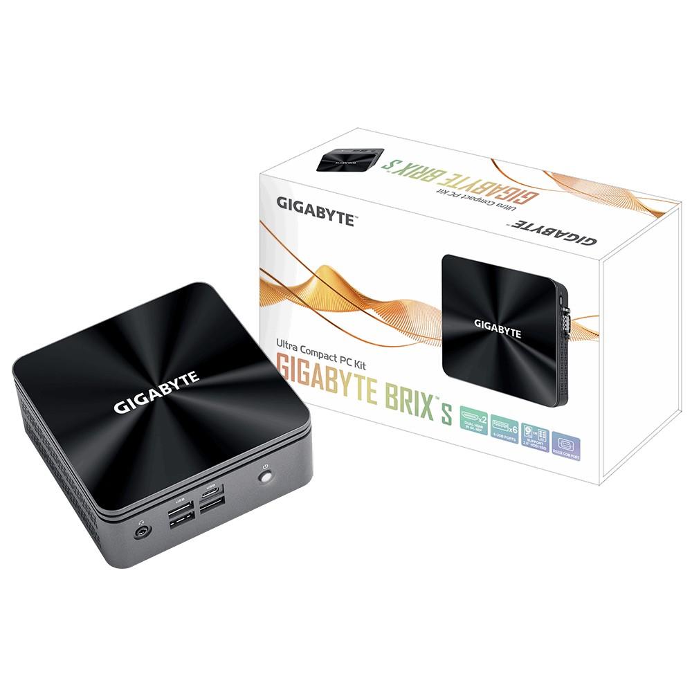 Gigabyte GB-BRi7H-10710 Must BGA 1528 i7-10710U 1,1 GHz
