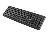 NATEC Ugo keyboard Askja K110 US layout
