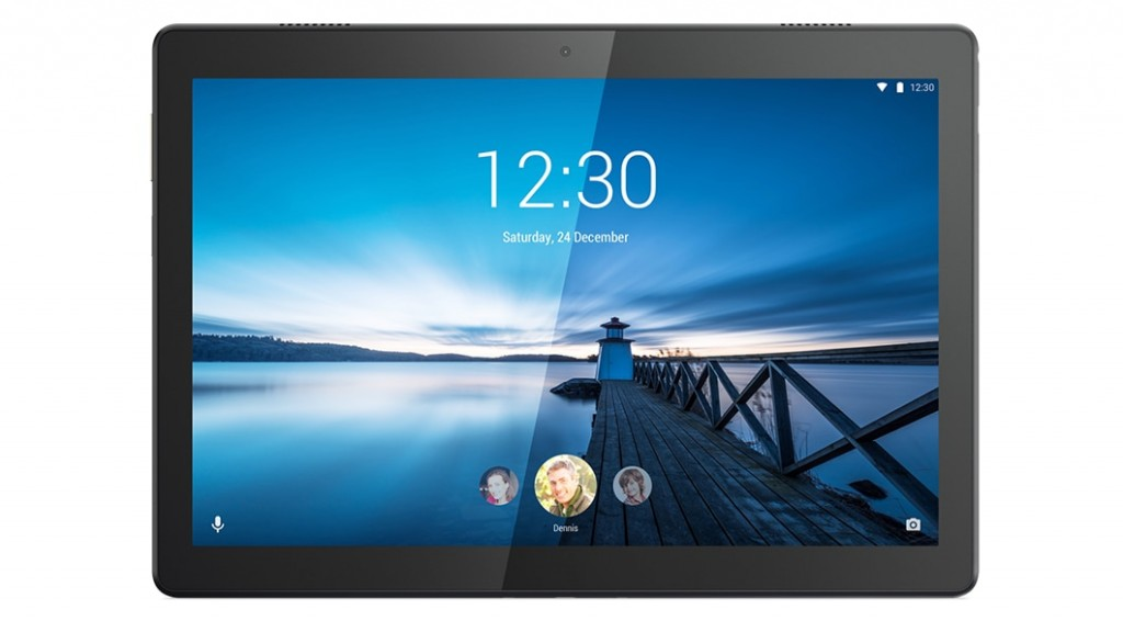"Lenovo Tab M10 25,6 cm (10.1"") Qualcomm Snapdragon 2 GB 32 GB Wi-Fi 5 (802.11ac) Must Android 9.0"