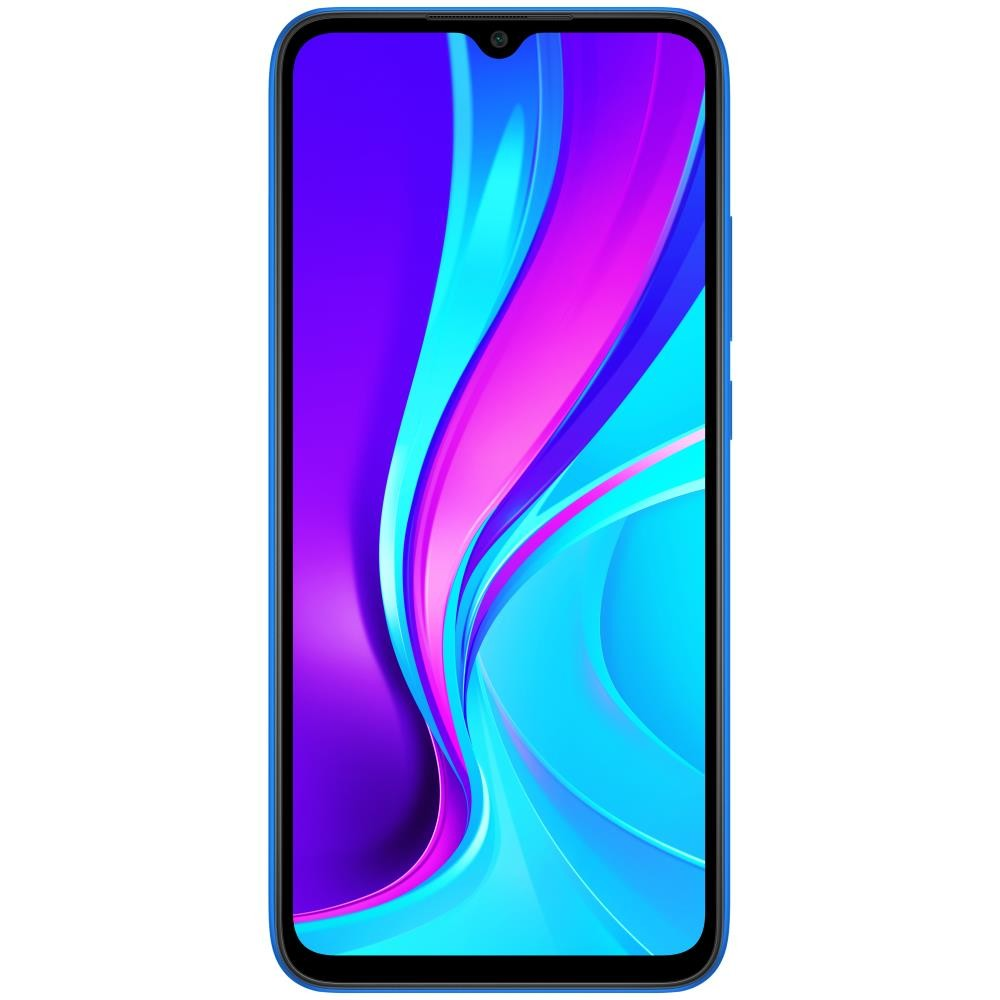 MOBILE PHONE REDMI 9C 64GB/TWILIGHT BLUE MZB07VZEU XIAOMI