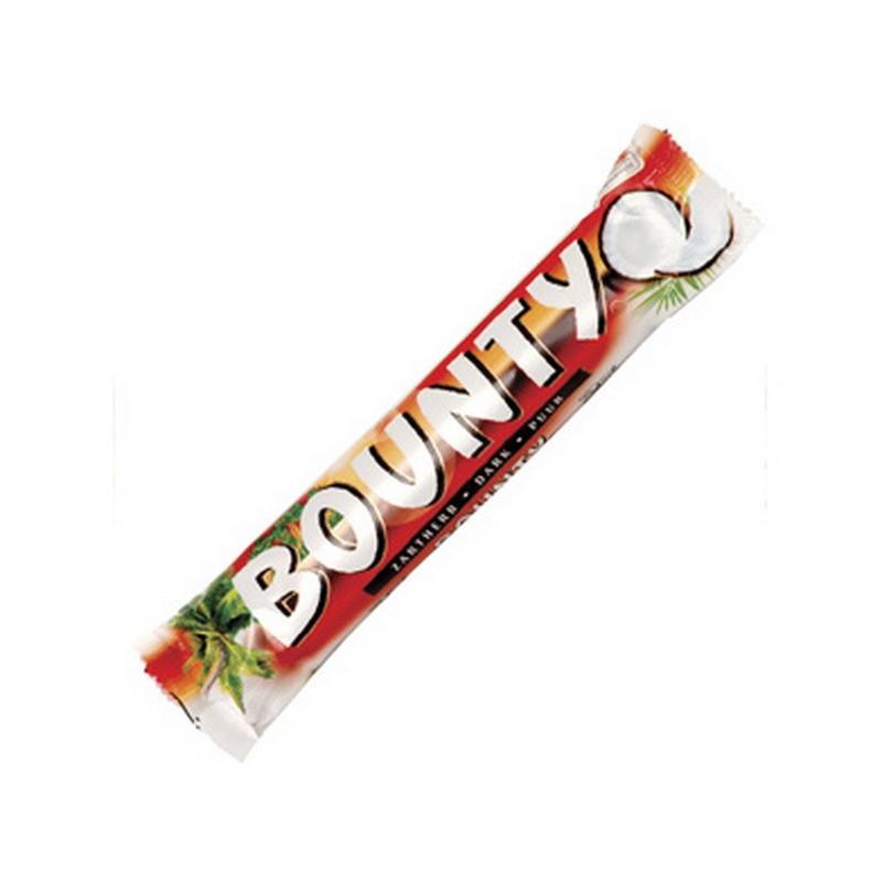 Šokolaad Bounty Dark 57g