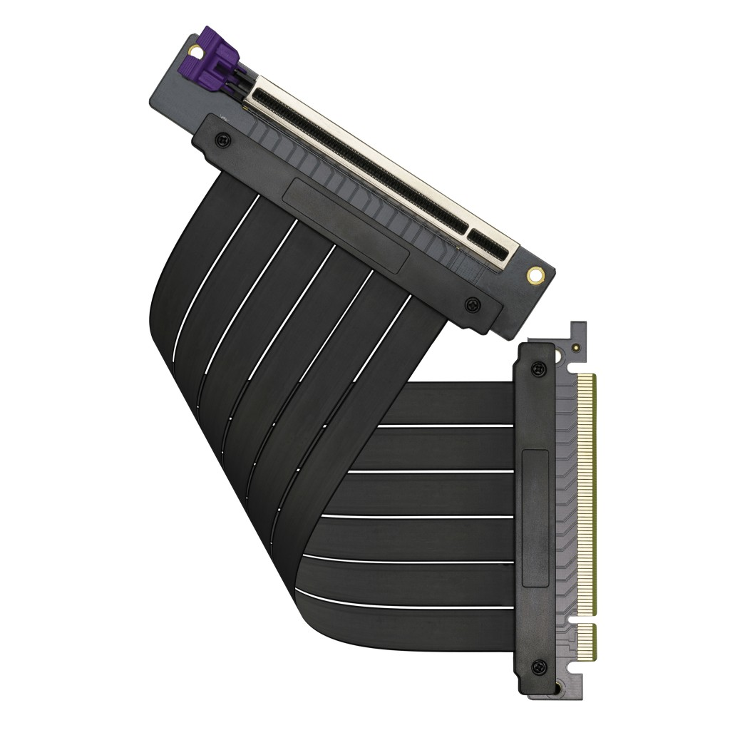 Cooler Master Riser Cable PCIE 3.0 X16 VER. 2 - 200MM liidesekaart/adapter Sisemine