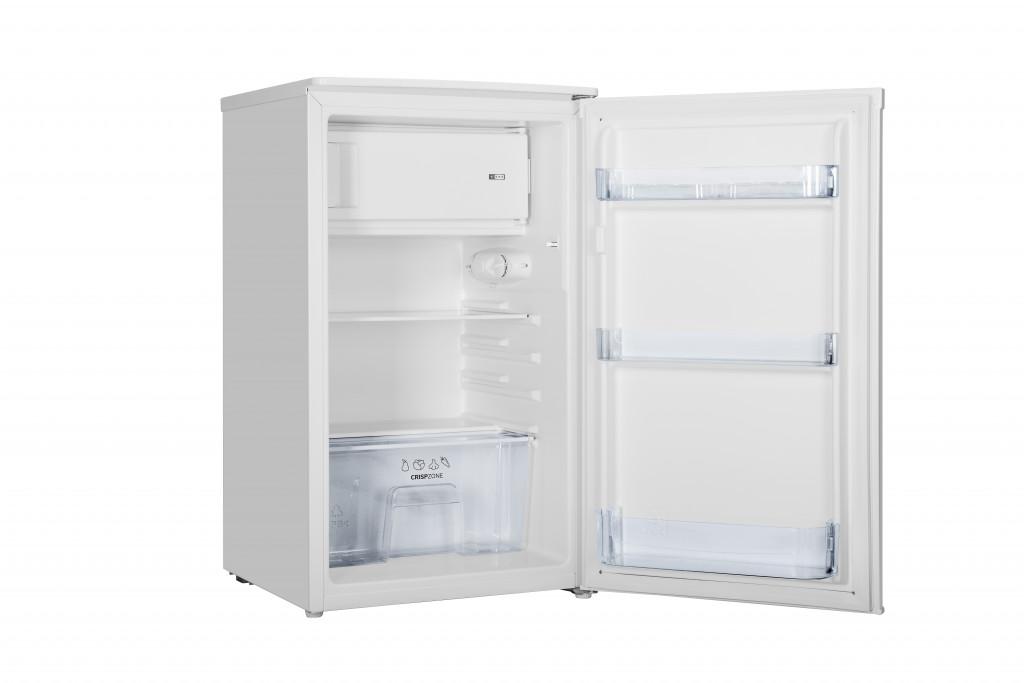 Gorenje Refrigerator RB391PW4 Energy efficiency class F, Free standing, Larder, Height 84.7 cm, Fridge net capacity 85 L, Freezer net capacity 10 L, 39 dB, White