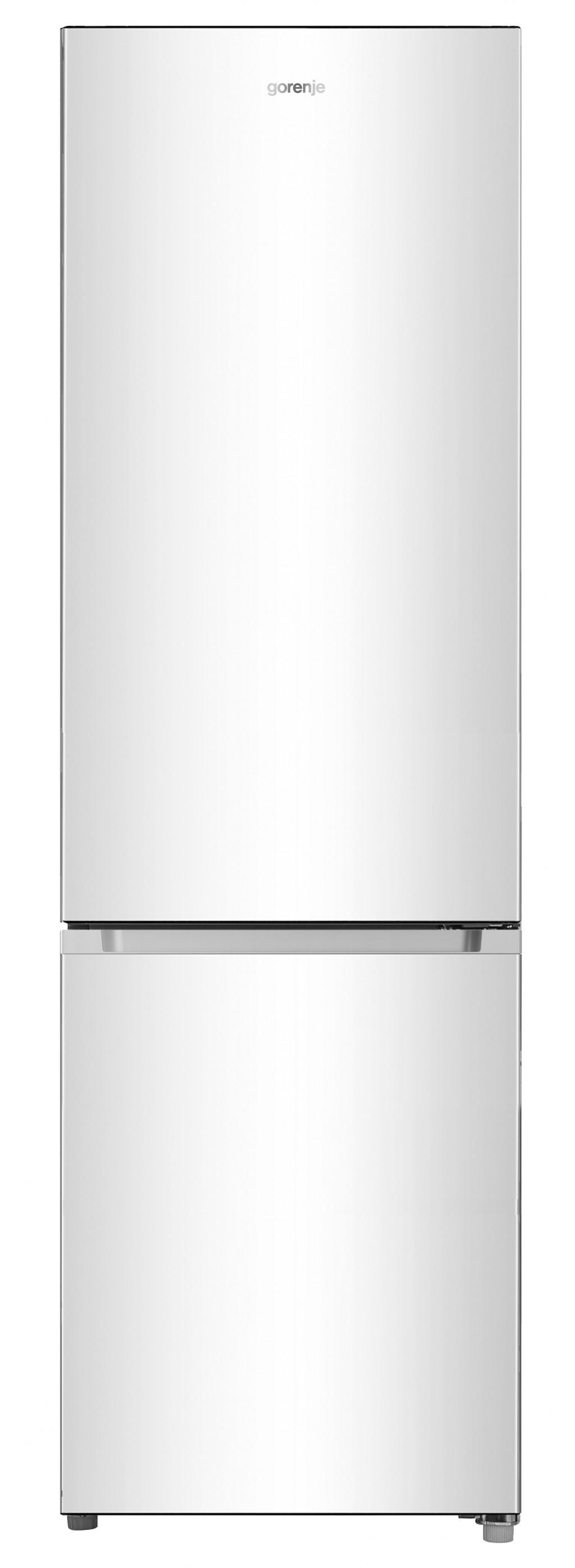 Gorenje Refrigerator RK4181PW4 Energy efficiency class F, Free standing, Combi, Height 180 cm, Fridge net capacity 198 L, Freezer net capacity 71 L, 39 dB, White