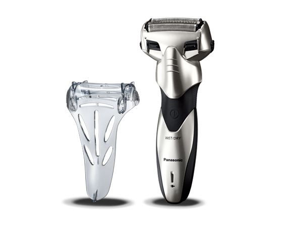 Panasonic Shaver ES-SL33-S503 Cordless, Charging time 8 h, Wet use, Silver, NiMH, Number of shaver heads/blades 3