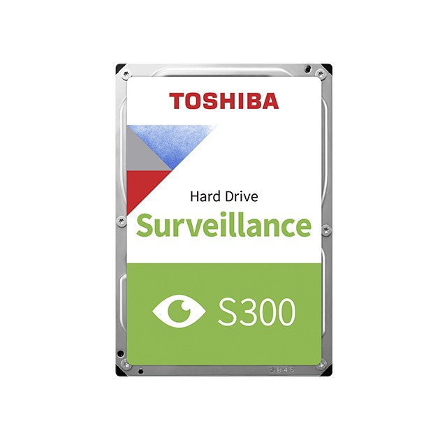 TOSHIBA S300 Surveillance Hard Drive 2TB
