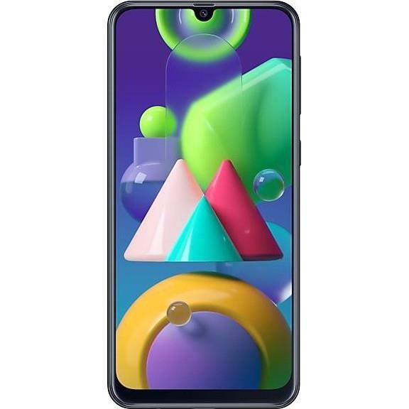 """Samsung Galaxy M21 SM-M215F 16,3 cm (6.4"""") Android 10.0 4G USB tüüp-C 4 GB 64 GB 6000 mAh Must"""