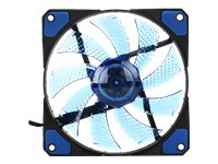 GEMBIRD PC case fan with 15 LEDs light