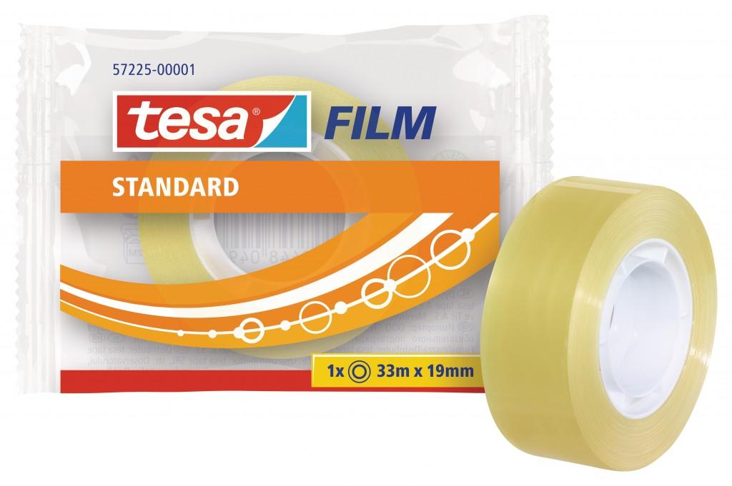 Teip Tesa,19x 33m, läbipaistev