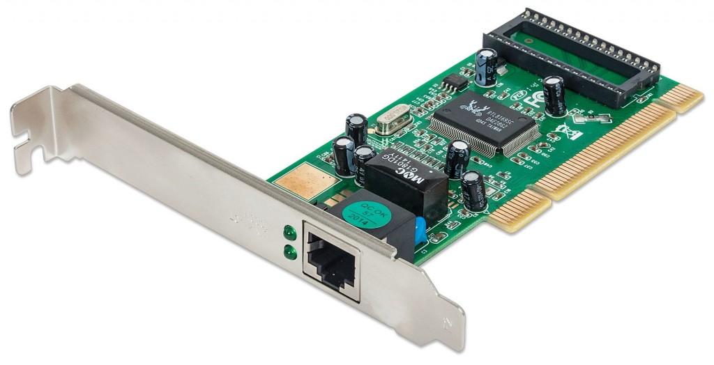 INTELLINET Gigabit PCI Network Card