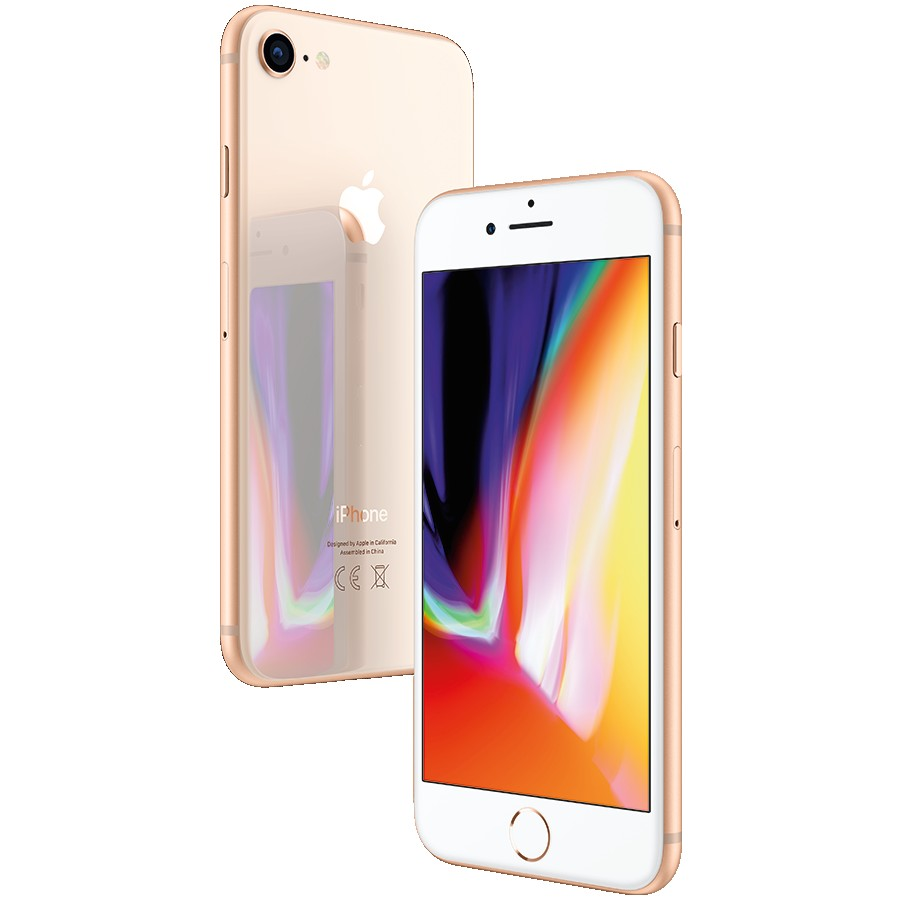 Renewd iPhone 8 Gold 64 GB with 24 months warranty