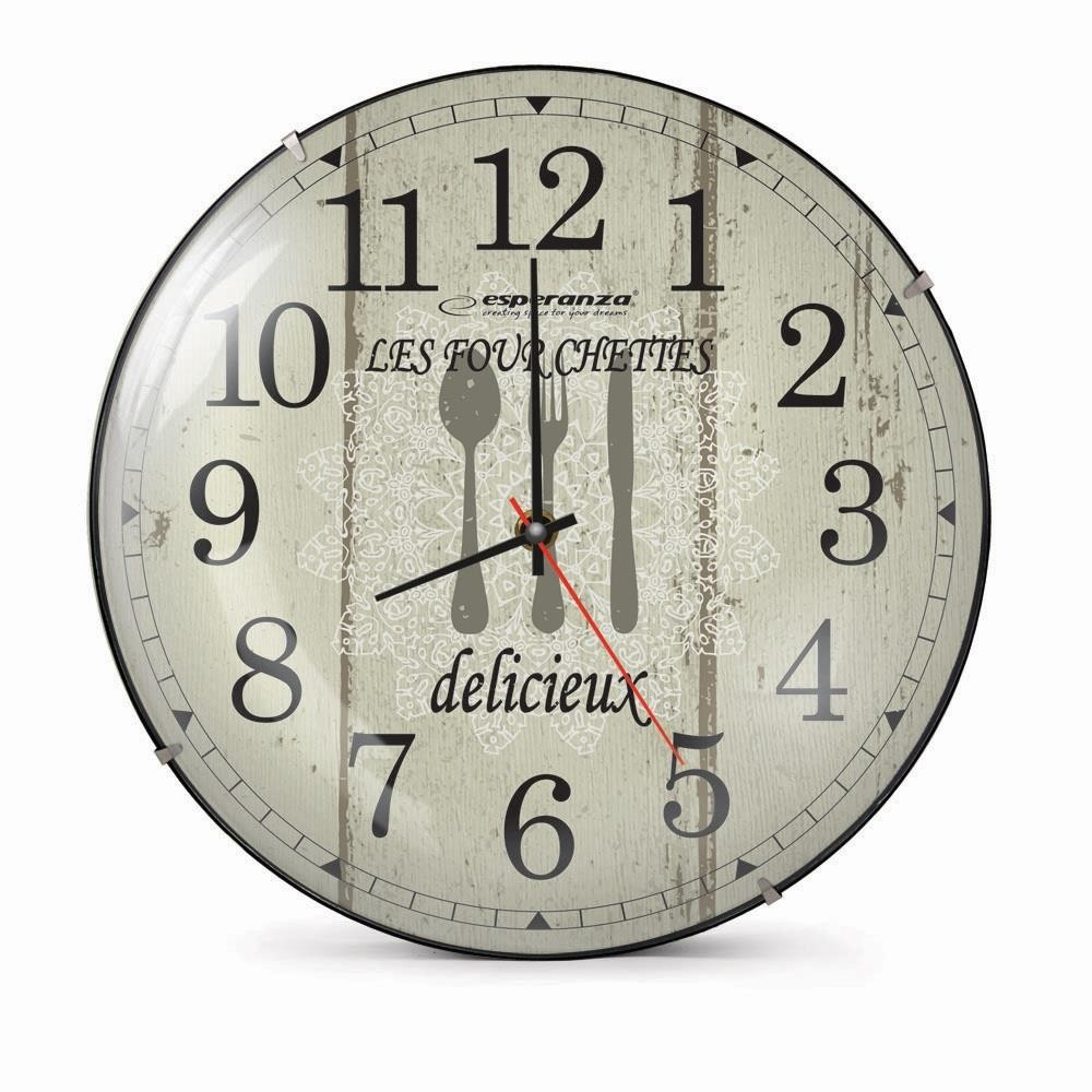 ESPERANZA EHC018P PARIS - WALL CLOCK
