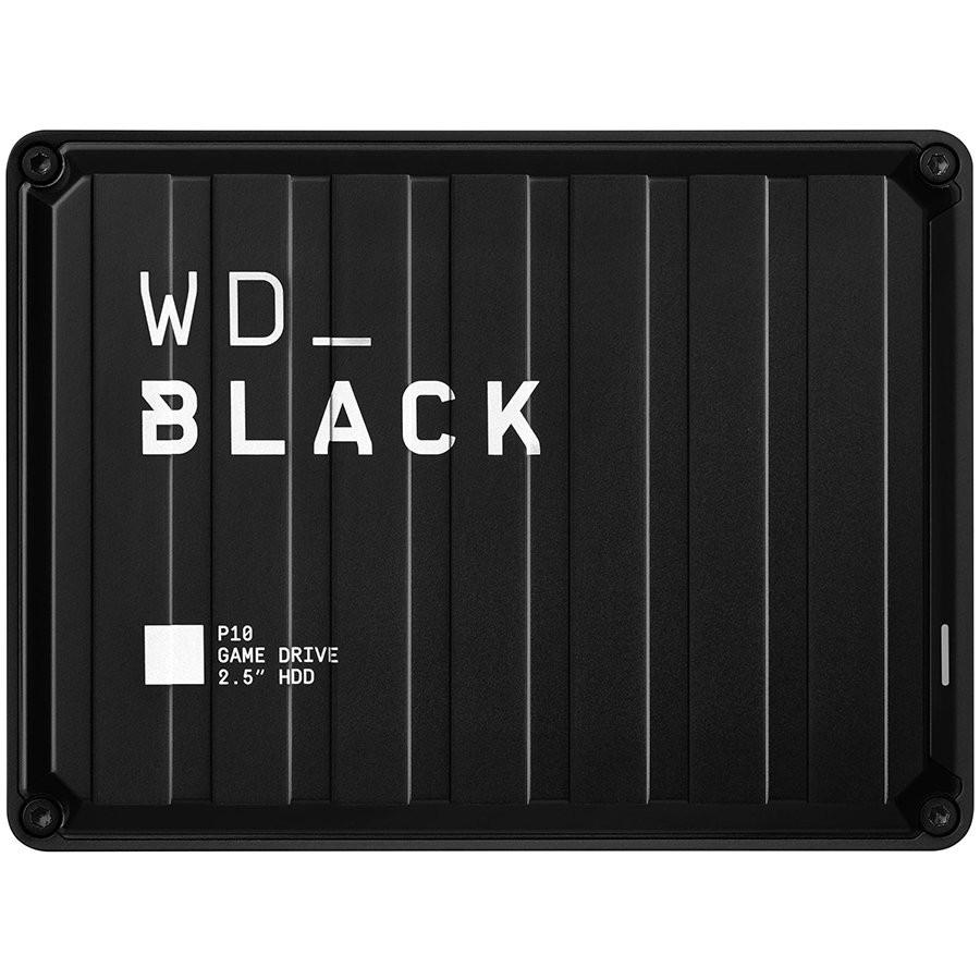 HDD External WD_BLACK (4TB, USB 3.2)