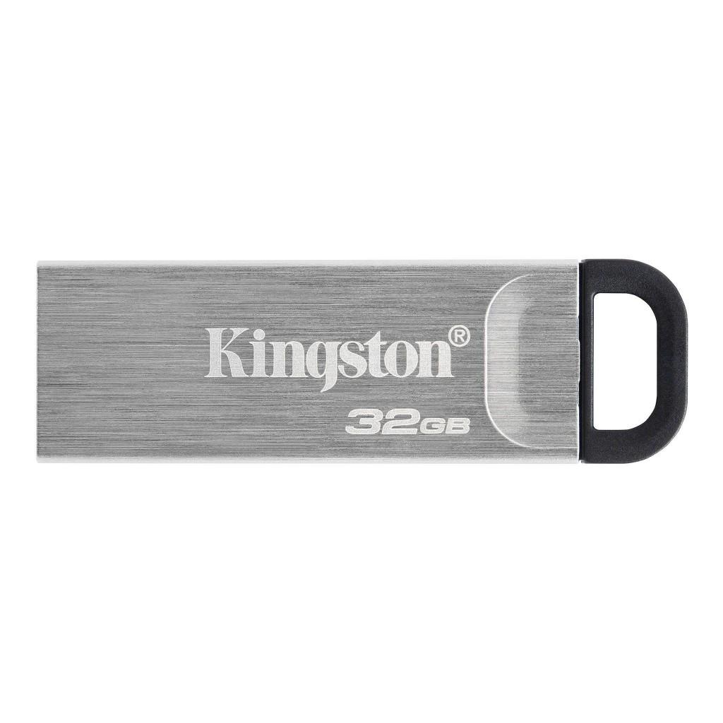 Kingston Technology DataTraveler Kyson USB-välkmälu 32 GB USB tüüp A 3.2 Gen 1 (3.1 Gen 1) Hõbe