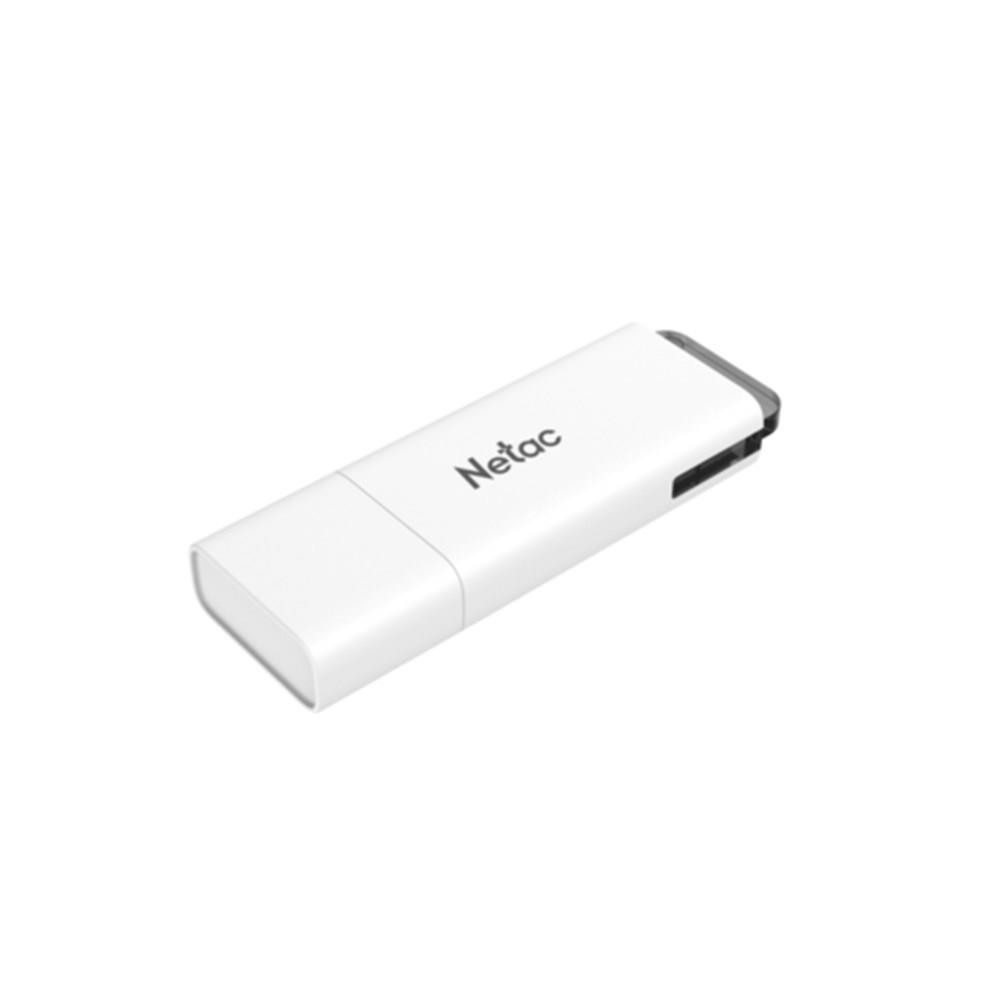 MEMORY DRIVE FLASH USB2 64GB/NT03U185N-064G-20WH NETAC