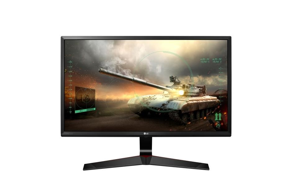 "LG 27MP59G-P LED display 68,6 cm (27"") 1920 x 1080 pikslit Full HD Must"