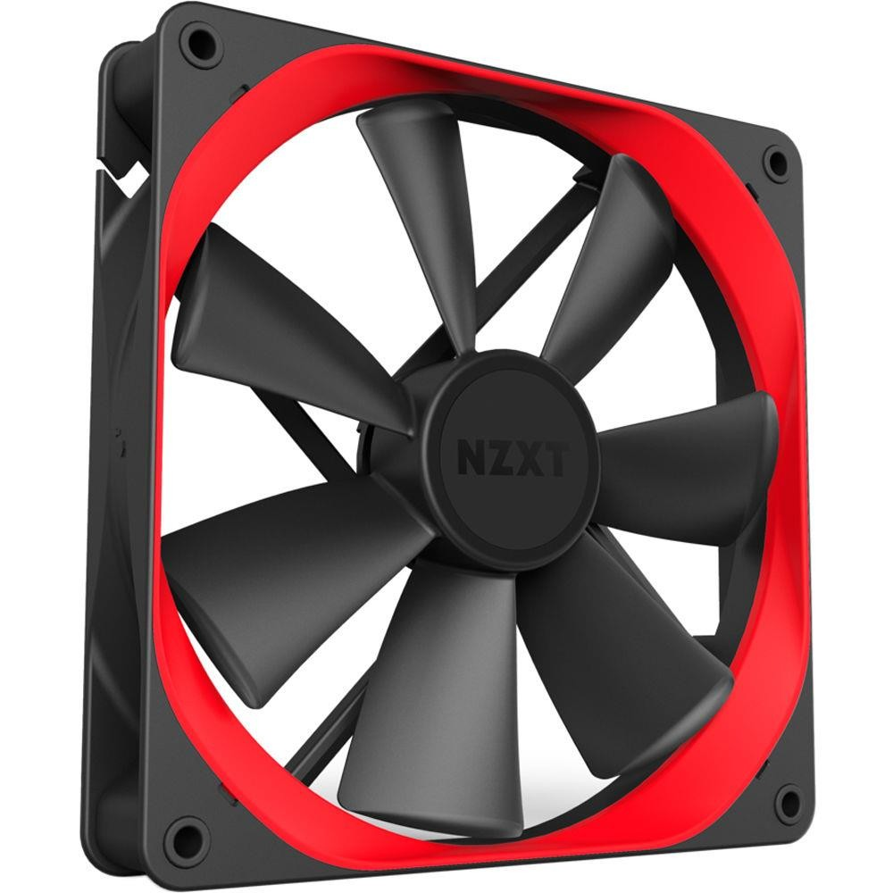 CASE FAN ACC AER TRIM/RED RF-ACT14-R1 NZXT