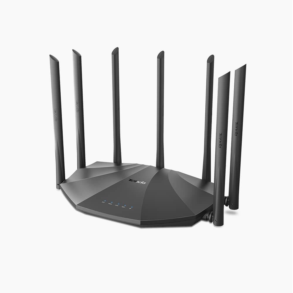 Wireless Router|TENDA|Wireless Router|IEEE 802.3|IEEE 802.3ab|IEEE 802.3u|Number of antennas 7|AC23
