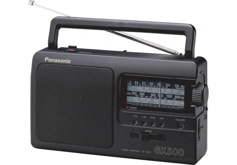 RADIO PLAYER/RF-3500E9-K PANASONIC