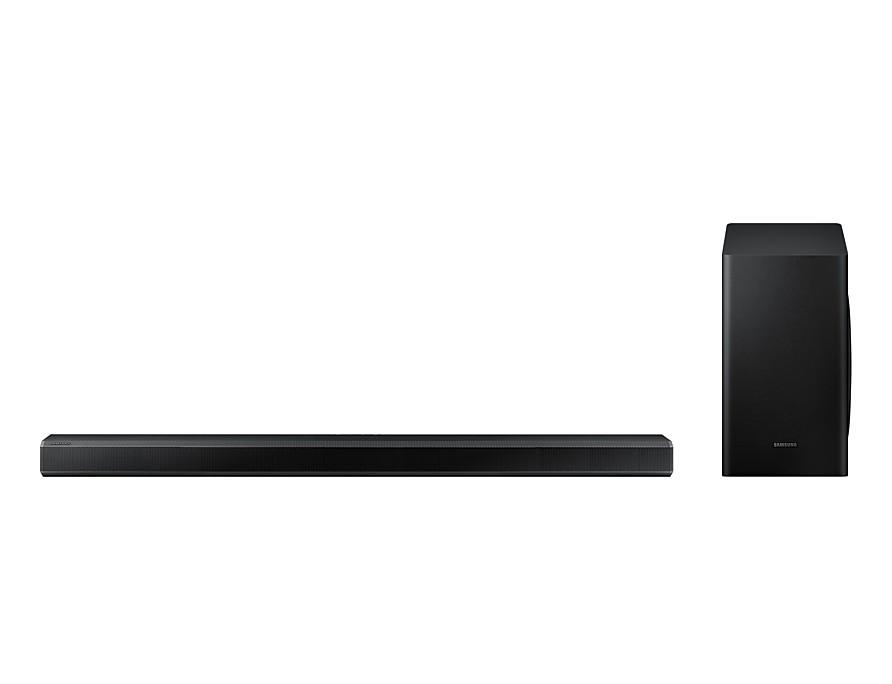 Samsung HW-Q70T heliribakõlar Must 3.1.2 kanalid 330 W
